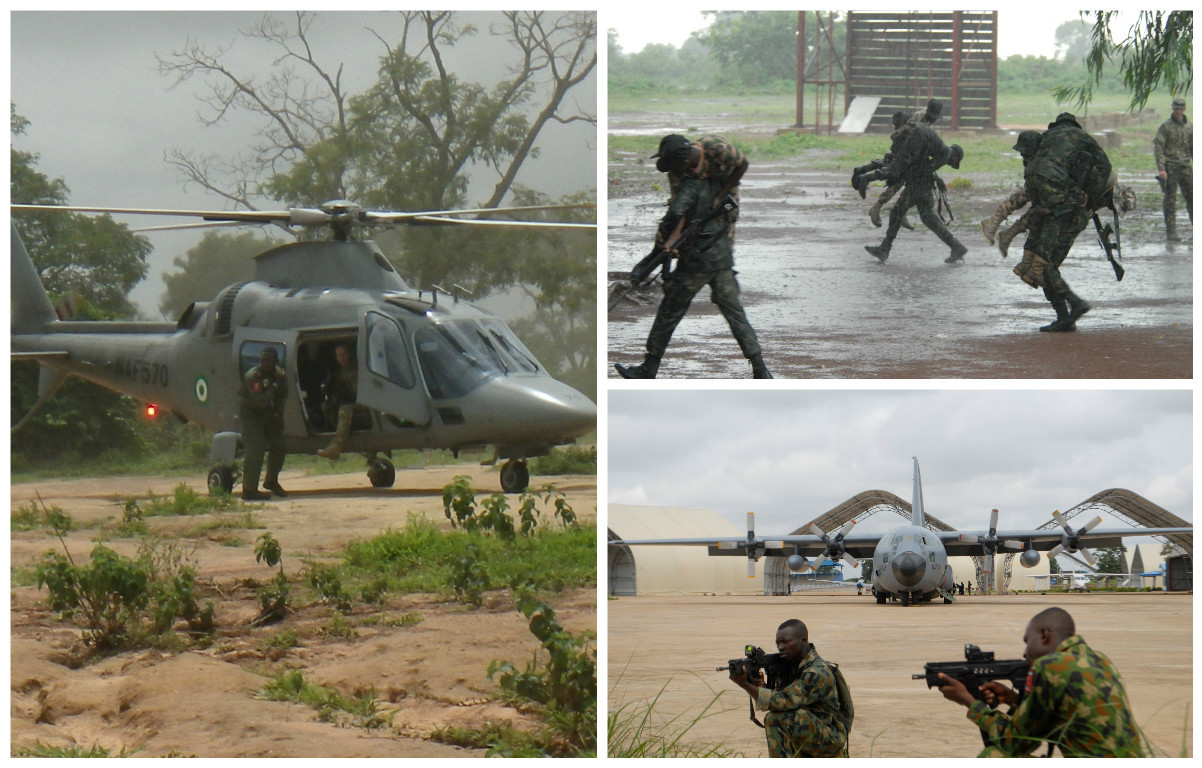 Lossiemouth troops head to Africa to train Nigerian troops