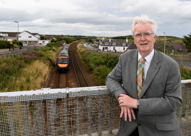 Councillor Ian Mollison