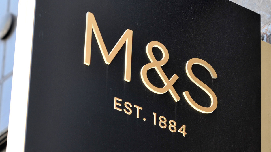 Marks and Spencer is changing its in-store signage to shine the spotlight on British produce.