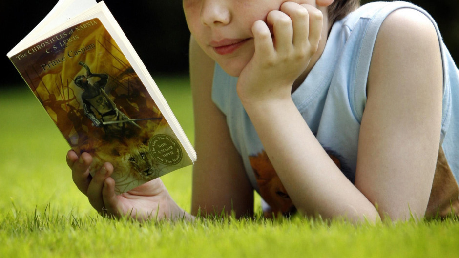 The Reading Challenge aims to encourage children to pick up a book