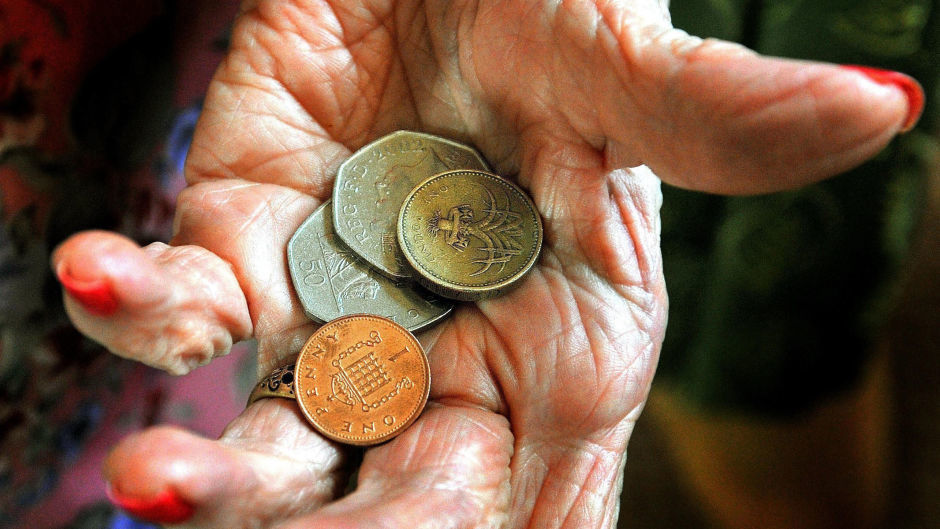 Many residents are struggling to pay the increased charges.