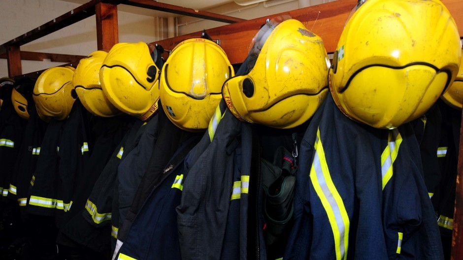 Firefighters say there will be a zero tolerance approach to fire-raising
