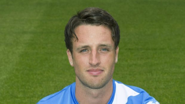 Brad McKay joined Caley Thistle from St Johnstone.