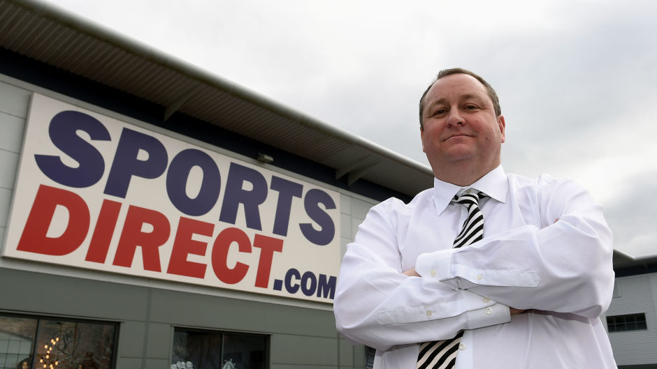 Sports Direct founder Mike Ashley has announced he will hold an open day.