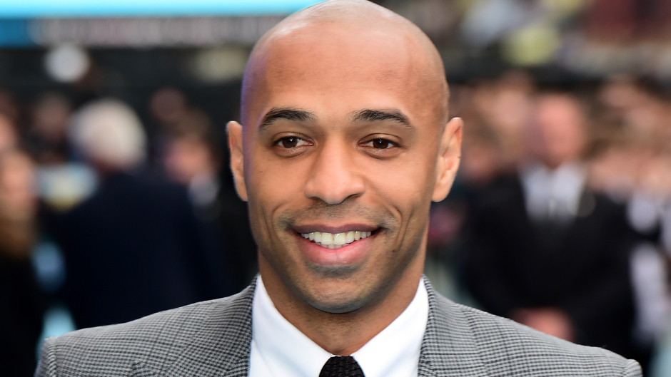 Thierry Henry has spoken of his experiences with racism to Michael Holding.