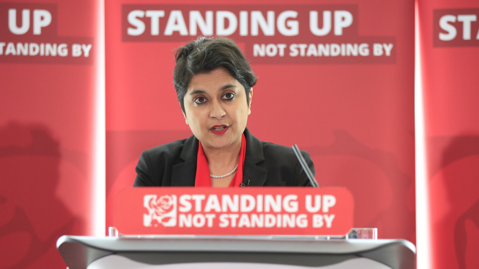 Shami Chakrabarti has been made a Labour peer in the House of Lords