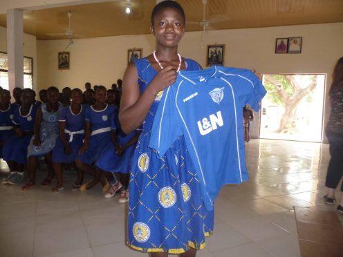 Peterhead FC in Ghana
