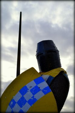 Cooper Park will be transformed into a medieval village as part of the event.