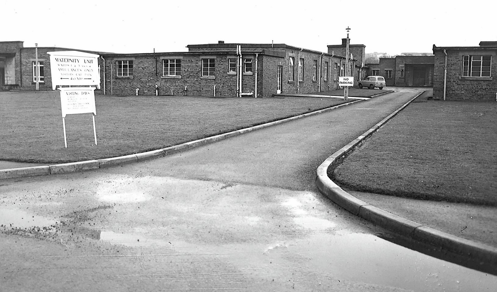 Looking back through the years of Raigmore Hospital