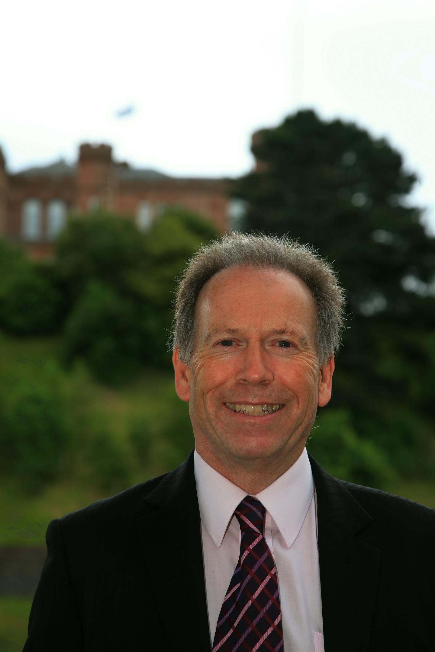 Scott Armstrong, VisitScotland's Inverness-based regional partnerships director.