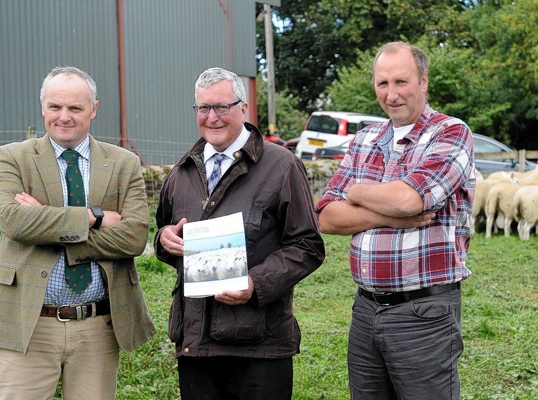 John Scott, Fergus Ewing and Robert MacDonald
