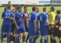 Highland League clash between Huntly and Lossiemouth