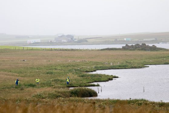 The body of a man has been found in Loch of Boardhouse in Orkney