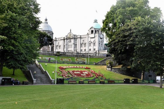 Union Terrace Gardens is in line for a £20 million revamp.