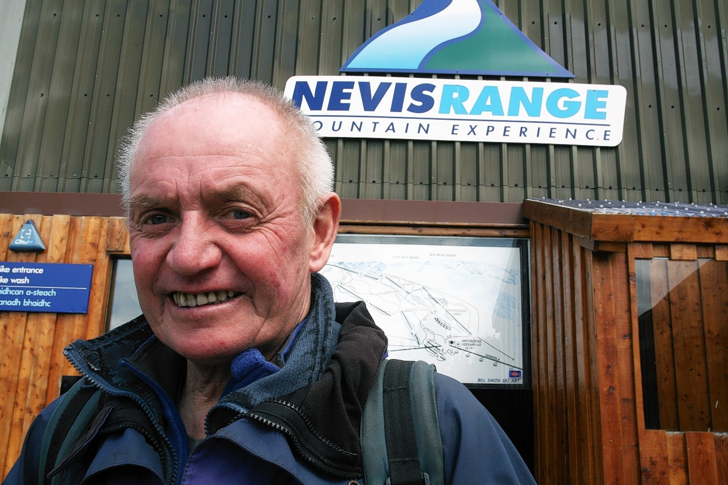 Willie Anderson's last day at Nevis Range