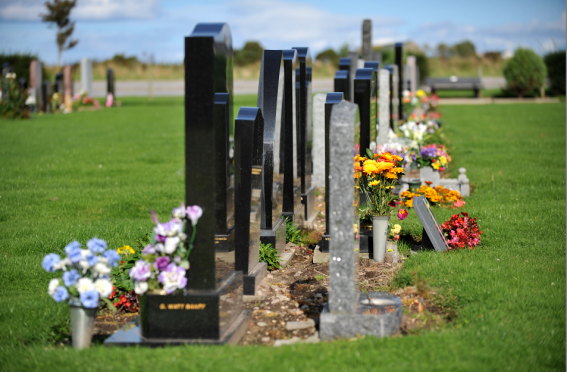 Burial fees are among the charges which could be increased by Aberdeenshire Council.