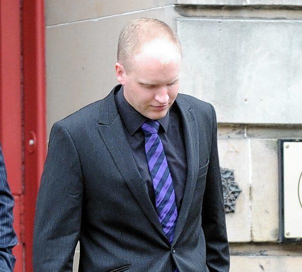 Graham Wright at Elgin court