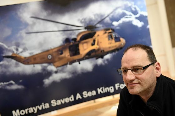 Morayvia chairman Mark Mair.