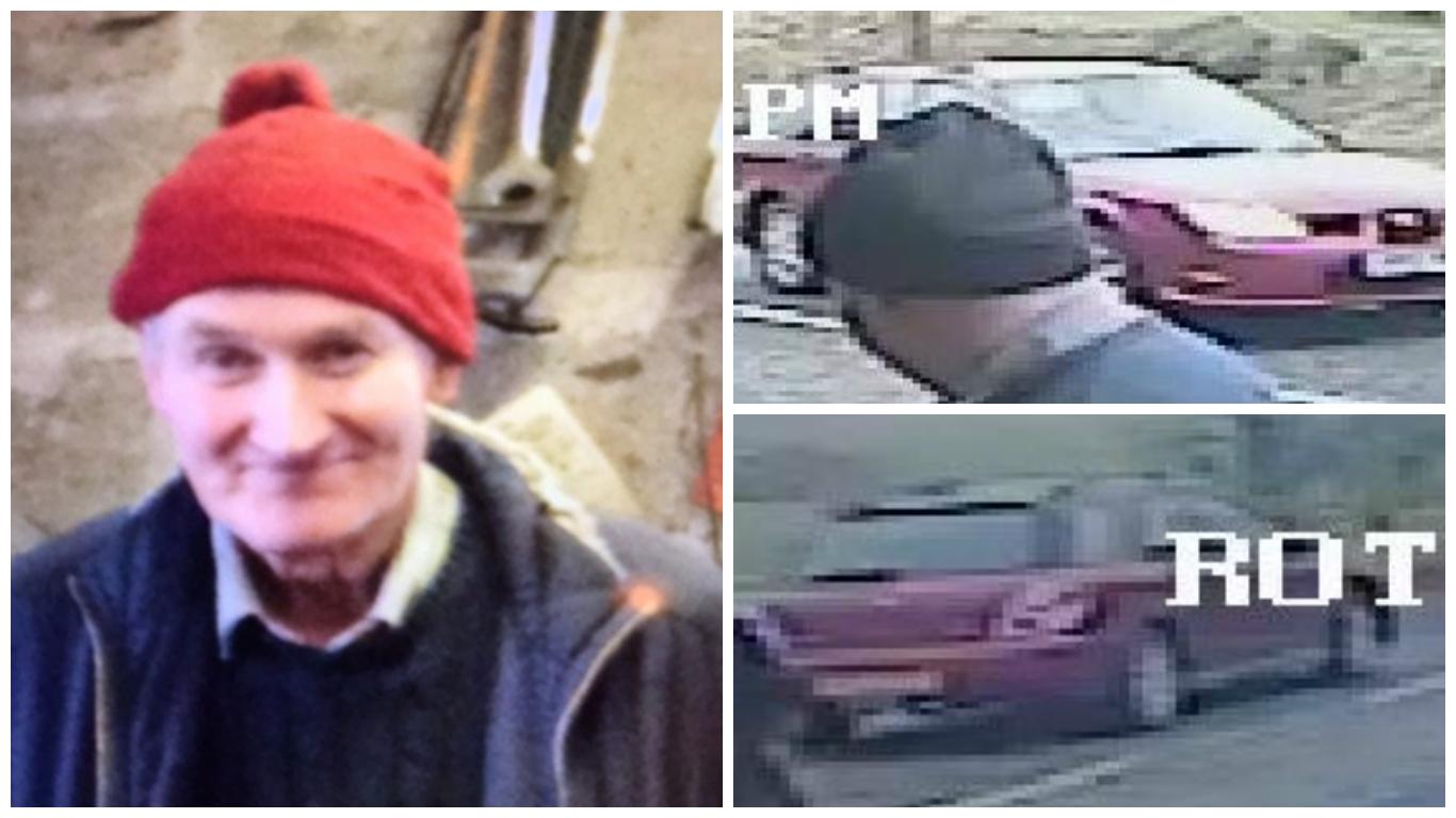 Mr McKandie was last seen alive on March 11