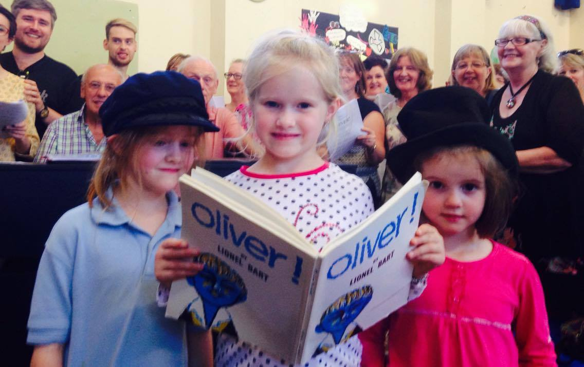Sisters Zara, Neve and Paige House are looking forward to the show