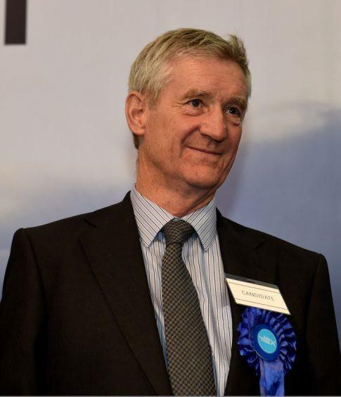 Peter Chapman MSP