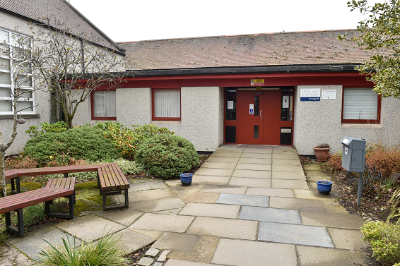 St Andrews in Inverurie could be relocated to the new Community Campus