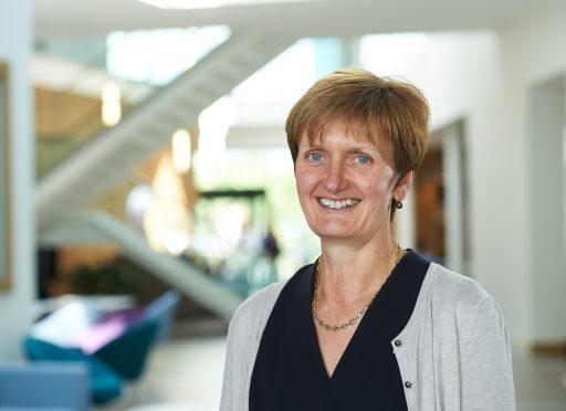 HIE's director of regional development, Caroll Buxton.