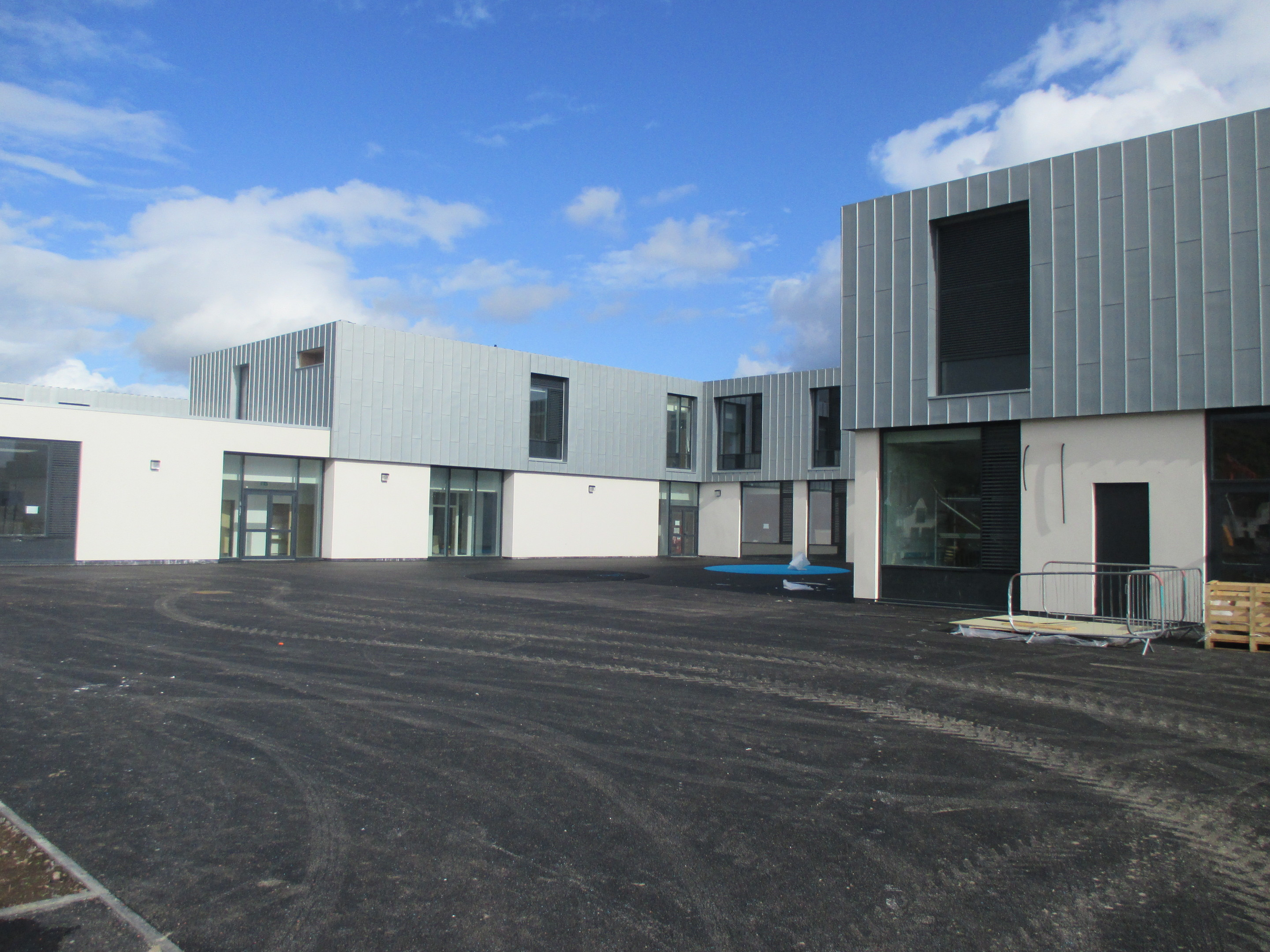 Pupils will move into Caol joint campus later this month.