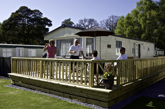Welcome to caravanning, 21st-century style