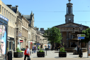 Elgin town centre