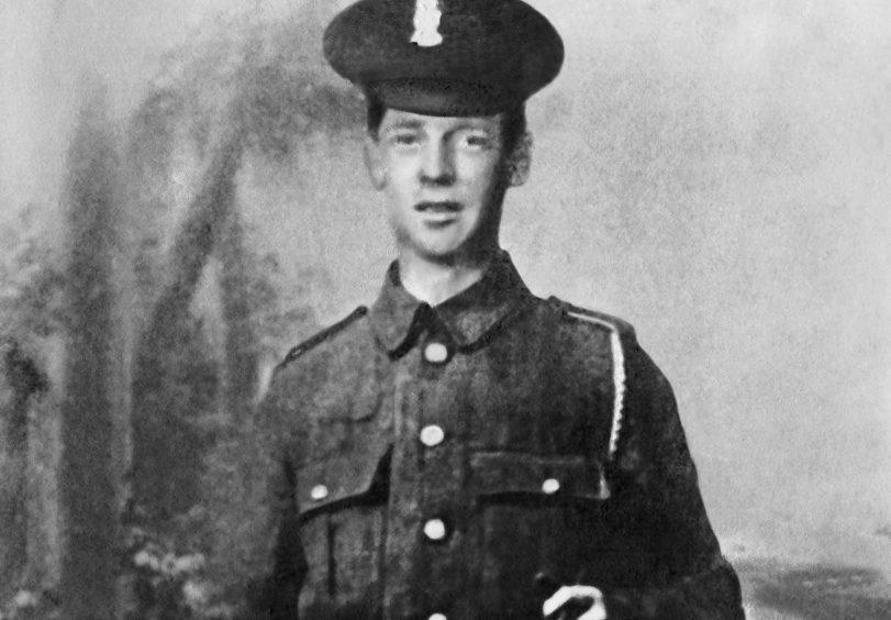 Gunner William Galway.