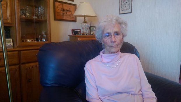 Marjorie Skuse was saving the money to cover household bills.
