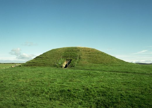 Maeshowe in Orkney