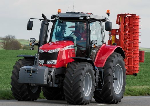 A.M. Phillip is taking on the Massey franchise in Aberdeenshire, Angus and Moray