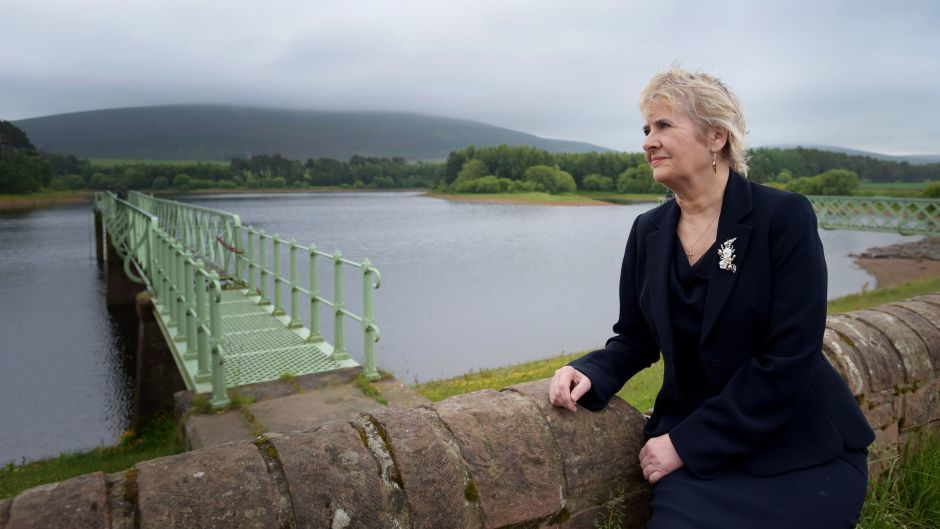 Roseanna Cunningham said land ownership by communities has been going from strength to strength