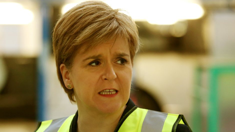 Nicola Sturgeon said the UK will suffer a 'lost decade or more' after leaving the European Union