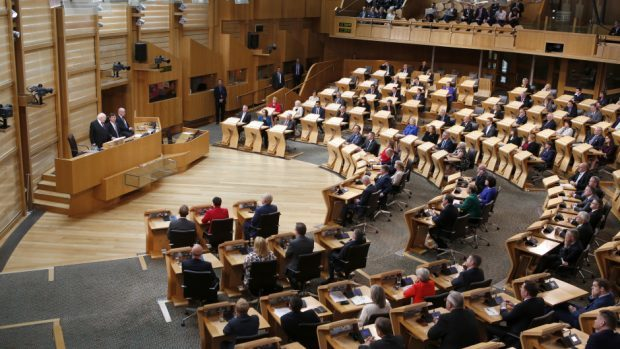 A report has called for VAT to be devolved in full to the Scottish Parliament