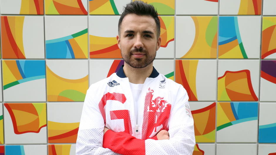 Will Bayley claimed table tennis gold at the Rio Paralympics.