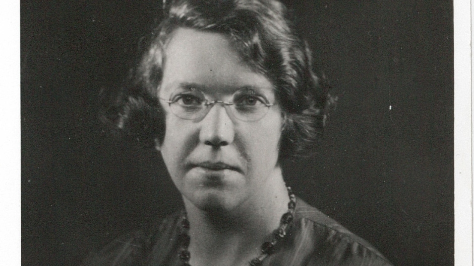 A portrait of Jane Haining