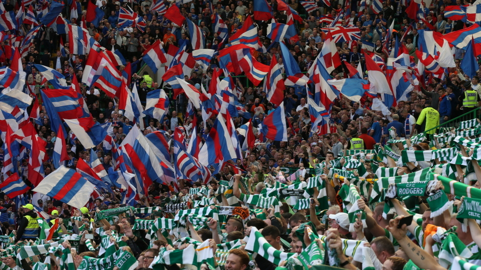 Sunday's Old Firm game is now off
