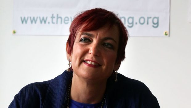 Angela Constance said the Scottish Government would continue to work to tackle prejudice