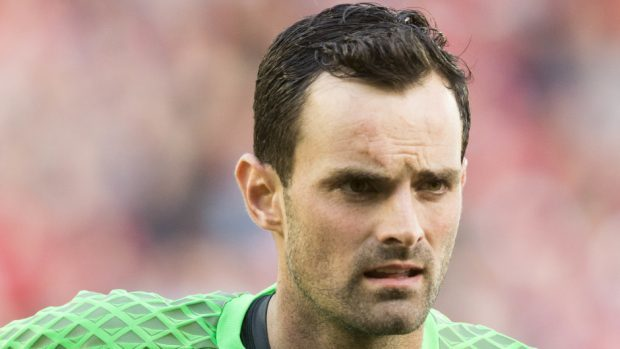Aberdeen goalkeeper Joe Lewis enjoyed an impressive first season with the Dons.