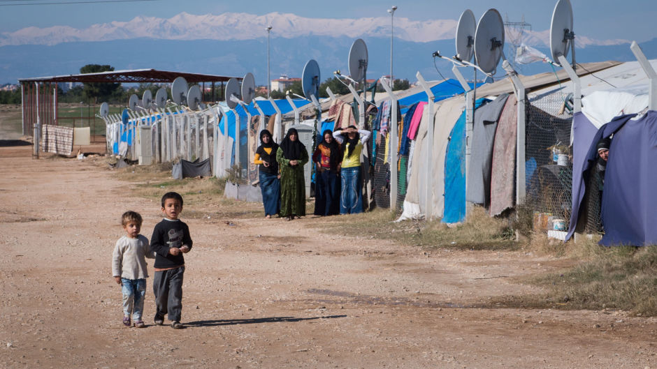 The UK Government has committed to take in 20,000 Syrian refugees by 2020