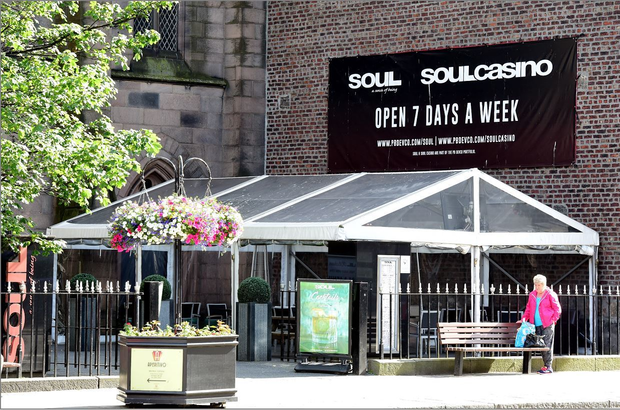 Soul Bar is one of the bars that has applied to have its opening hours extended.