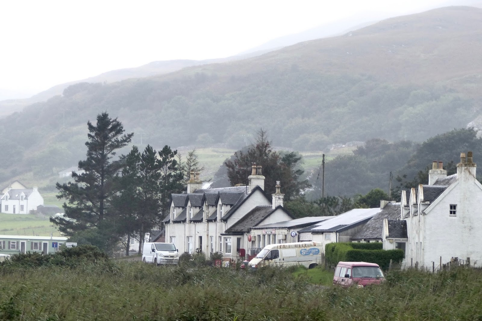 The Ferry Stores in Kilchoan