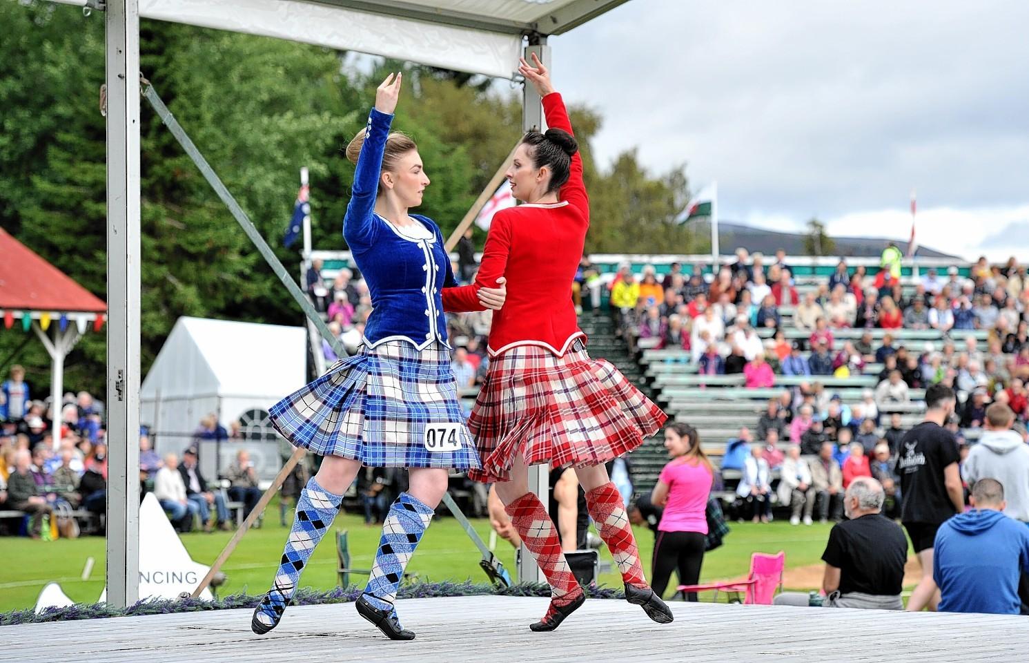 Braemar Highland Games.