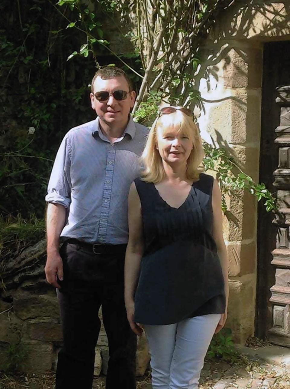 Sir Roderick and Lady Caroline
