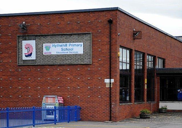 Hythehill primary school,