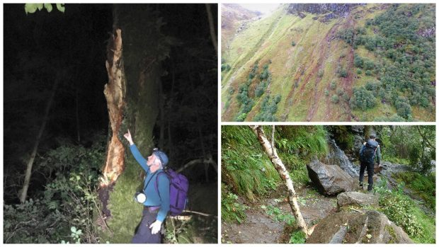 Steall Gorge footpath could be closed for up to five weeks