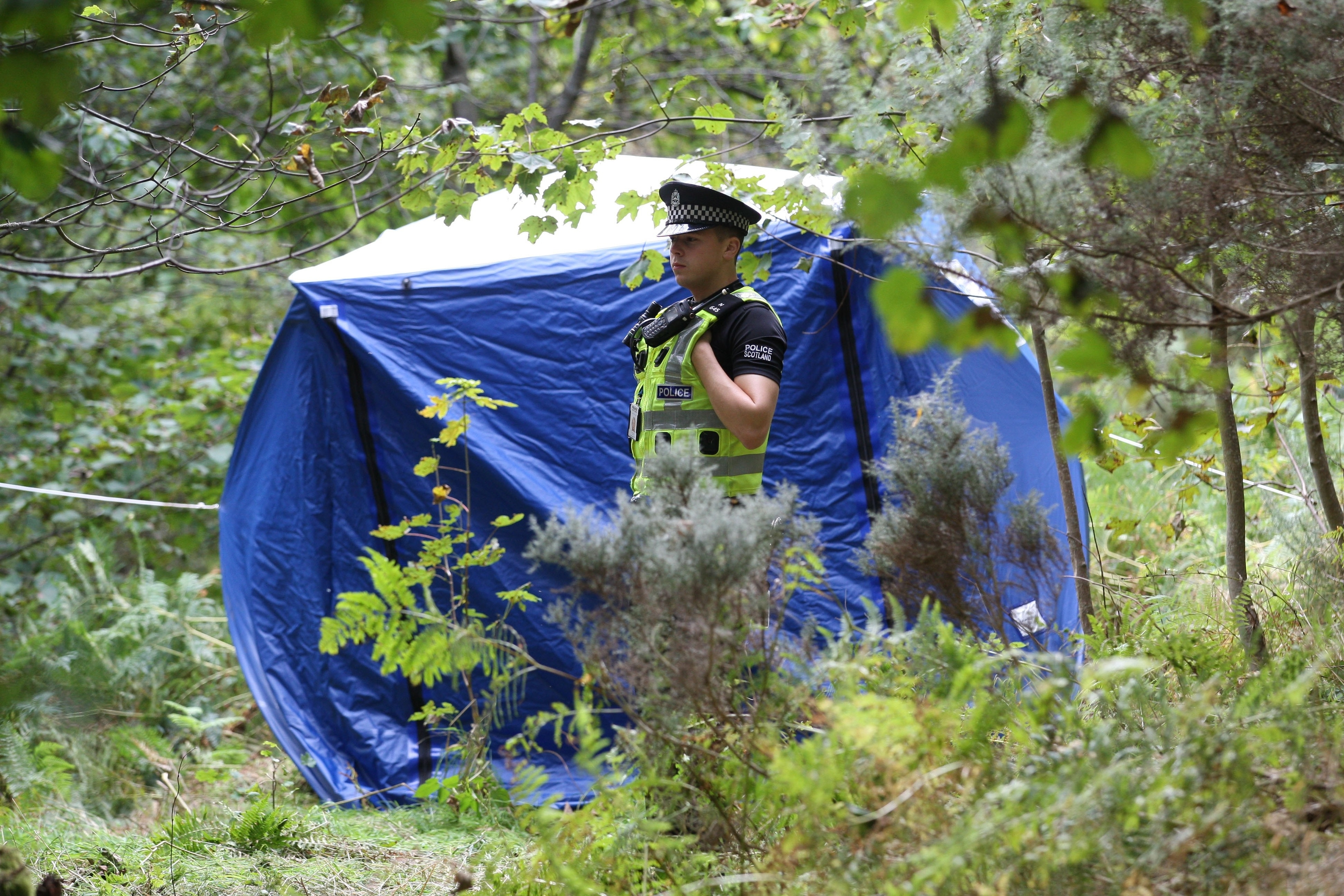 Police have identified a man found dead in Torvean Quarry